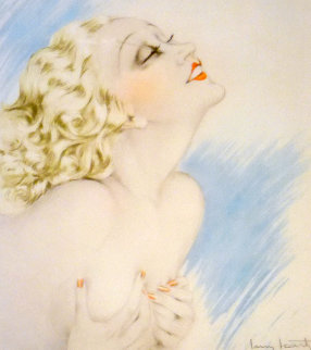 Ecstasy 1935 Limited Edition Print - Louis Icart