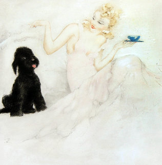 Morning Cup 1940 Limited Edition Print by Louis Icart