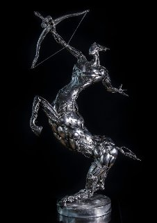 Centaurus Stainless Steel 36 in Sculpture - Boban Ilic
