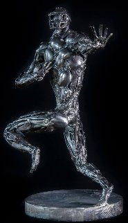 Pursuit of Excellence Stainless Steel 2014 23 in Sculpture - Boban Ilic
