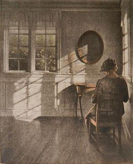 Sunshine Limited Edition Print - Peter Ilsted