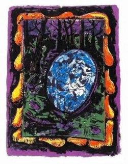 Malerwald 1992 Limited Edition Print - Jorg Immendorff