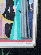 Dreamlike 1989 43x33 Huge Original Painting by Giancarlo Impiglia - 3