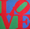 Heliotherapy Love 1995 Limited Edition Print by Robert Indiana - 0