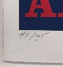 Golden Future of America 1976 Limited Edition Print by Robert Indiana - 5