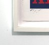 Golden Future of America 1976 Limited Edition Print by Robert Indiana - 8