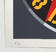 American Dream #5 Suite of 5 1980 Limited Edition Print by Robert Indiana - 4