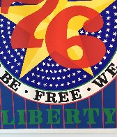 Liberty '76 AP 1974 Limited Edition Print by Robert Indiana - 6