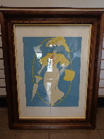 Constance Fletcher 1977 Limited Edition Print by Robert Indiana - 1