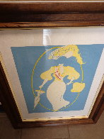 Constance Fletcher 1977 Limited Edition Print by Robert Indiana - 2