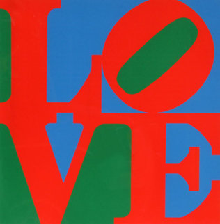 American Dream, Suite of 30 (6 Hand Signed) 1997 Limited Edition Print - Robert Indiana