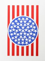 New Glory Banner From the American Dream Portfolio 1963 Limited Edition Print by Robert Indiana - 0