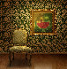 Still Life With Melon 2018 19x19 Original Painting by Eugene Ivanov  - 4