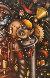 Underworld Kingdom 2014 31x23 Original Painting by Eugene Ivanov  - 1