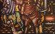 Underworld Kingdom 2014 31x23 Original Painting by Eugene Ivanov  - 3