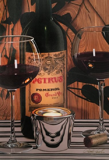 Petrus 47 AP 2005 Limited Edition Print by Scott Jacobs