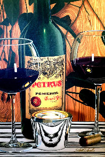 Petrus '47 2004 Limited Edition Print by Scott Jacobs