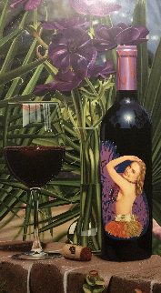 Marilyn in Paradise / Marilyn Merlot 2007 Limited Edition Print - Scott Jacobs