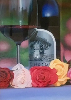 Harvest Rose 2015 Limited Edition Print by Scott Jacobs