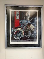 Pumping Iron Limited Edition Print by Scott Jacobs - 1
