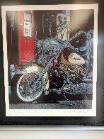 Pumping Iron Limited Edition Print by Scott Jacobs - 4
