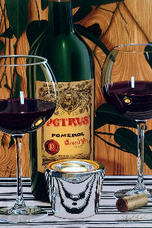 Petrus 47 2004 Limited Edition Print - Scott Jacobs