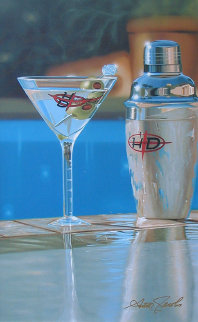 Shaken Not Stirred 2005 Limited Edition Print by Scott Jacobs