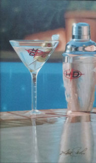 Shaken Not Stirred 2005 Limited Edition Print - Scott Jacobs