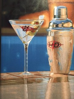 Shaken Not Stirred 2006 Limited Edition Print by Scott Jacobs