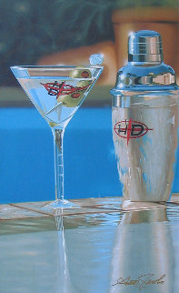 Shaken Not Stirred Limited Edition Print by Scott Jacobs