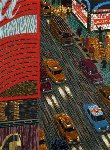 Times Square Poster 1989 Other - Yvonne Jacquette