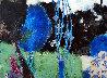 Injerto De Puente N. 4 2020 13x10 Original Painting by Jos Diazdel - 1