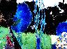 Injerto De Puente N. 4 2020 13x10 Original Painting by Jos Diazdel - 0