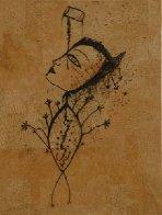 Untitled Drawing 1993 20x22 Drawing by  Jamali - 0