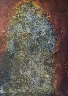 Herculaneum  1985 85x64 Original Painting -  Jamali