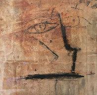 Untitled Paintings 2004 31x31 Original Painting by  Jamali - 0