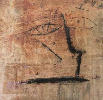 Untitled Paintings 2004 31x31 Original Painting by  Jamali