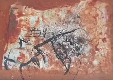 Profile 2007 57x39 Huge Original Painting -  Jamali