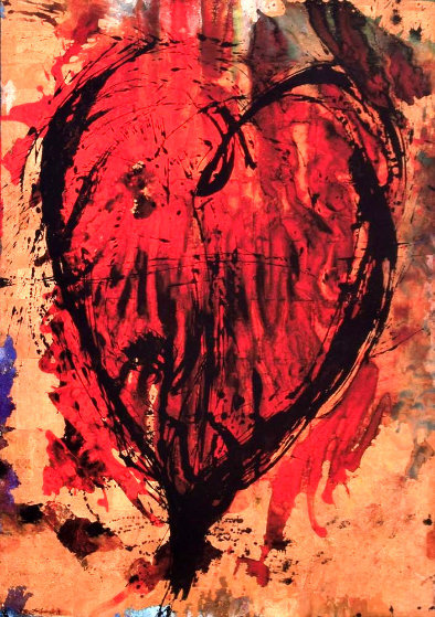 Heart of Florida United Way 2002 Limited Edition Print by  Jamali