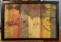 Leonardo's Wall 38x56 Huge  Limited Edition Print by  Jamali - 1