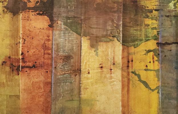 Leonardo's Wall  Limited Edition Print by  Jamali