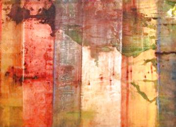 Leonardo's Wall #3181Super Huge 47x67 Limited Edition Print -  Jamali