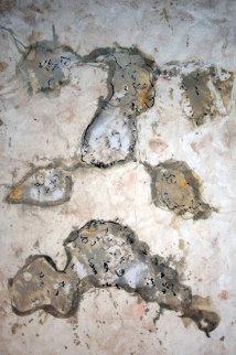 Untitled Painting 2004 34x34 Original Painting -  Jamali