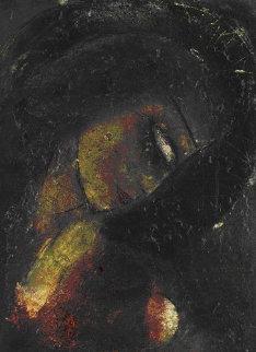 Ophelia's Heart Limited Edition Print by  Jamali