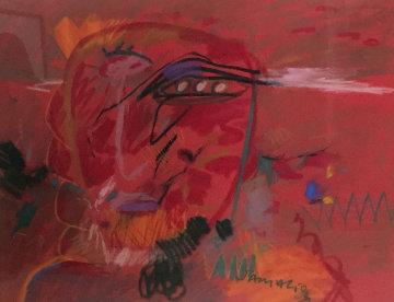 Mystic 20x26 Works on Paper (not prints) -  Jamali