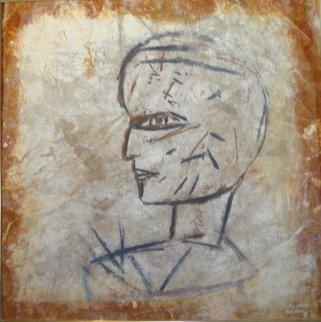Profile 1999 52x52 Original Painting by  Jamali