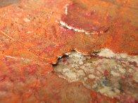 Profile 1988 33x27 Original Painting by  Jamali - 11
