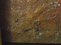 Profile 1988 33x27 Original Painting by  Jamali - 4