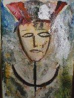 Jack 84x61 Huge Original Painting by  Jamali - 1