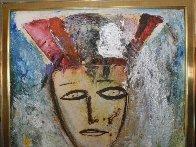 Jack   84x61 Super Huge Original Painting by  Jamali - 3